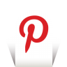 96x96px size png icon of Pinterest Transparent