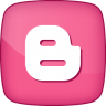 96x96px size png icon of Active Blogger