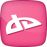 96x96px size png icon of Active Deviantart