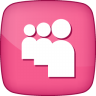 96x96px size png icon of Active MySpace