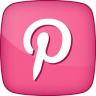 96x96px size png icon of Active Pinterest