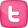 96x96px size png icon of Active Twitter 2