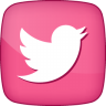 96x96px size png icon of Active Twitter
