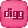 96x96px size png icon of Hover Digg