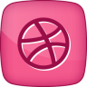 96x96px size png icon of Hover Dribble