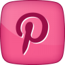 96x96px size png icon of Hover Pinterest
