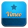 96x96px size png icon of vimeo