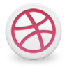96x96px size png icon of dribbble