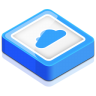 96x96px size png icon of mobileme