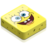 96x96px size png icon of spongebob
