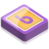 96x96px size png icon of yahoo buzz