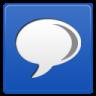 96x96px size png icon of googletalk