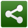 96x96px size png icon of sharethis