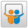 96x96px size png icon of slideshare