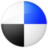 96x96px size png icon of social delicious button