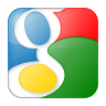 96x96px size png icon of social google box