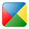 96x96px size png icon of social google buzz box