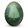 96x96px size png icon of forrst