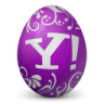 96x96px size png icon of yahoo