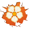 96x96px size png icon of social inside magnolia