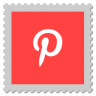 96x96px size png icon of Pinterest