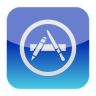 96x96px size png icon of Apple App Store