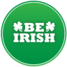 96x96px size png icon of st patricks day be irish