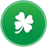 96x96px size png icon of st patricks day clover