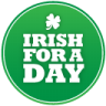 96x96px size png icon of st patricks day irish for a day
