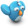 96x96px size png icon of TwittingFlying