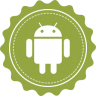 96x96px size png icon of android