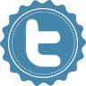 96x96px size png icon of twitter font