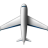 96x96px size png icon of airplane