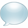 96x96px size png icon of chat bubble