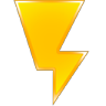 96x96px size png icon of lightning