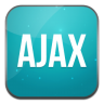 96x96px size png icon of ajax