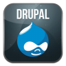 96x96px size png icon of drupal