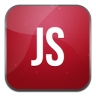 96x96px size png icon of javascript