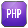 96x96px size png icon of php