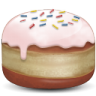 96x96px size png icon of berliner frosting