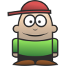96x96px size png icon of Kid