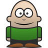 96x96px size png icon of Man