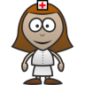 96x96px size png icon of Nurse
