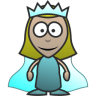 96x96px size png icon of Princess