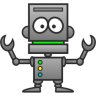 96x96px size png icon of Robot