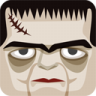 96x96px size png icon of frankenstein