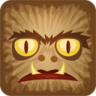 96x96px size png icon of wolfman