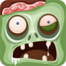 96x96px size png icon of zombie