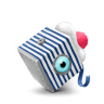 96x96px size png icon of Box 01 Sailor Seaman
