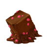96x96px size png icon of Box 04 Cake Chocolate